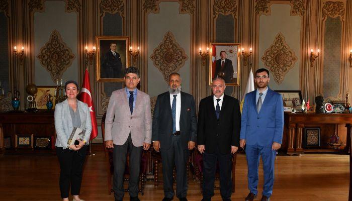 وفد غرفة التجارة والصناعة يختتم زيارته لتركيا