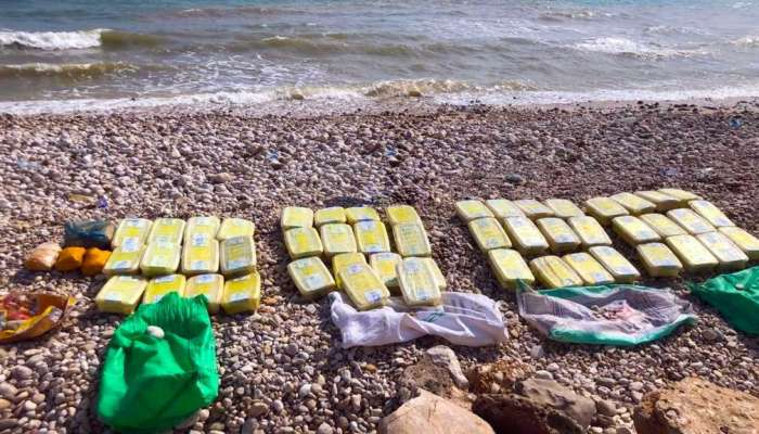 Man arrested for smuggling large quantities of drugs into Oman