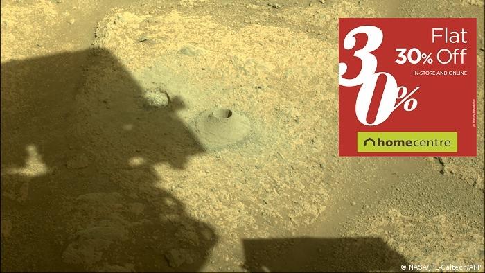 NASA's Perseverance Rover succeeds in Mars rock collection