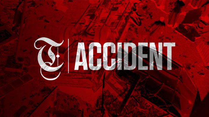 Traffic accident near Halban Bridge, motorists urged to be cautious