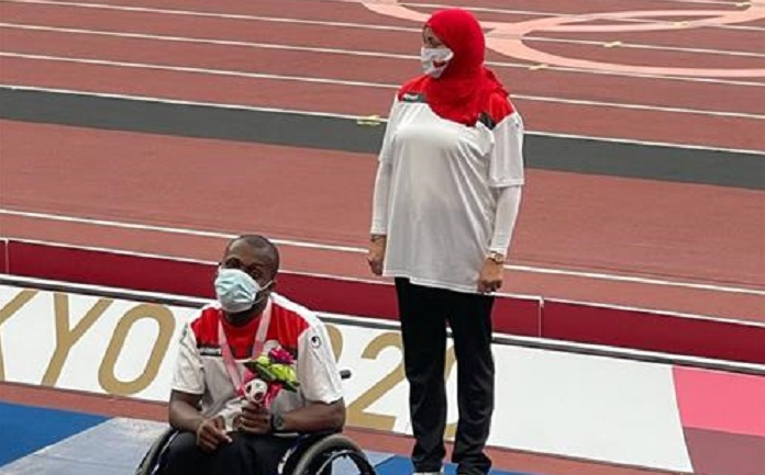 Oman ends Paralympic Games participation with a historic medal