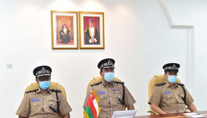 الشرطة تشارك في اجتماعين خليجيين