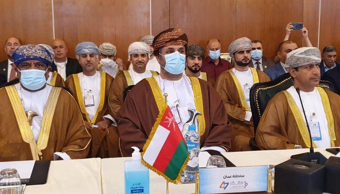 الغرفة تشارك في مؤتمر العمل العربي بالقاهرة