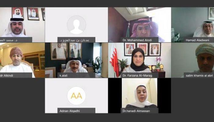 اجتماع اللجنة الإشرافية للشبكة الخليجية لضمان جودة التعليم