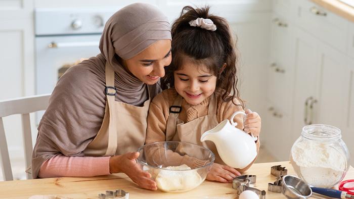 3 ways to empower your kids in the kitchen