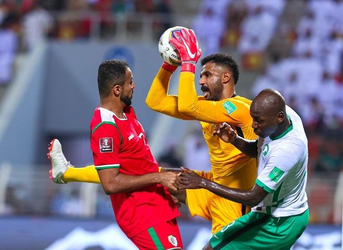 Oman go down fighting to Saudi Arabia