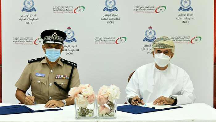 Pact signed to combat money laundering and terrorism financing