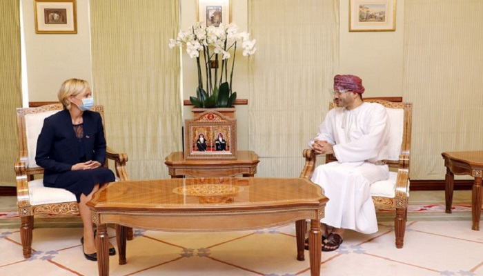 Foreign Minister Receives Credentials of Netherlands, Malaysia, and France Ambassadors