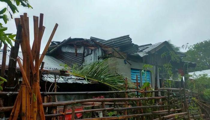 مصرع 6 أشخاص جراء إعصار كونسون في الفلبين