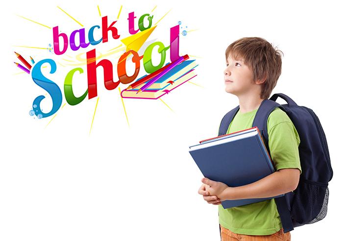 This weekend buy the best back-to school gears