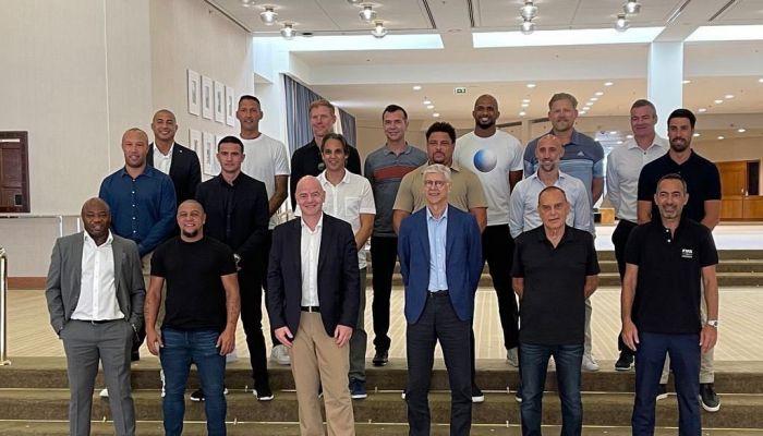 الحبسي ضمن مجموعة استشاريي الفيفا لتطوير كرة القدم