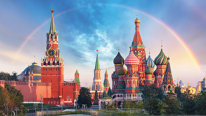 Moscow: For travellers with a love of culture