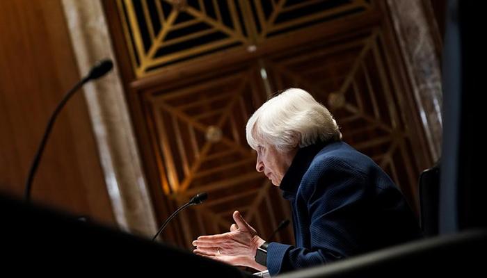 US Treasury Secretary Janet Yellen warns on debt ceiling