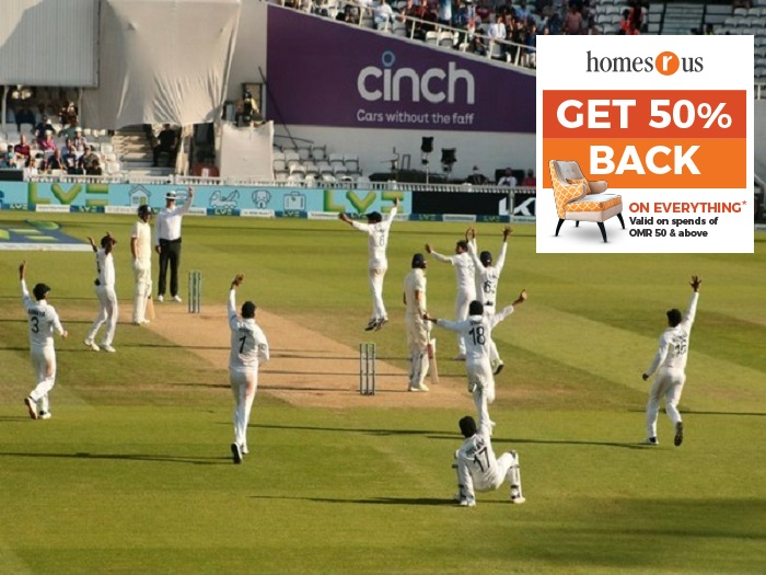 Manchester Test: Indian players return negative results for COVID-19