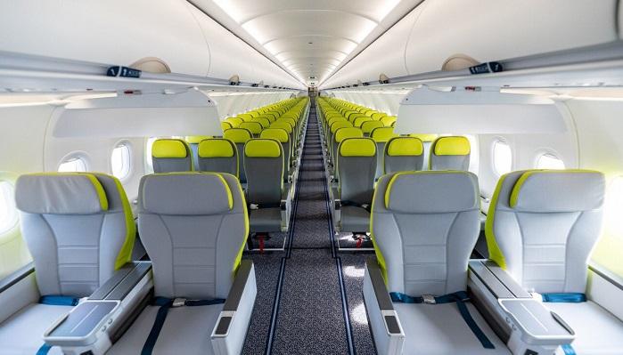 SalamAir expands fleet, adds A321NEO aircraft