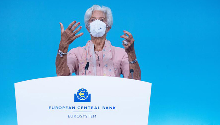 ECB to slow pace of emergency pandemic stimulus