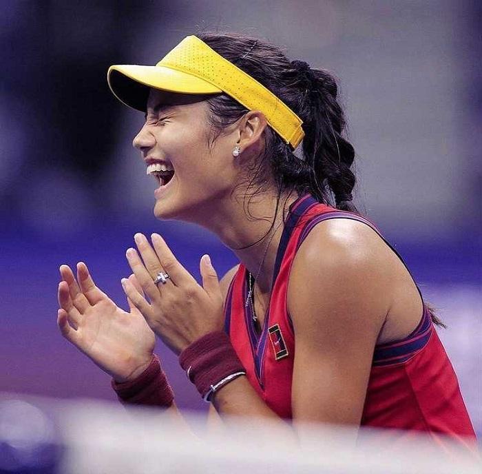 US Open: Emma Raducanu youngest British major finalist in 62 years