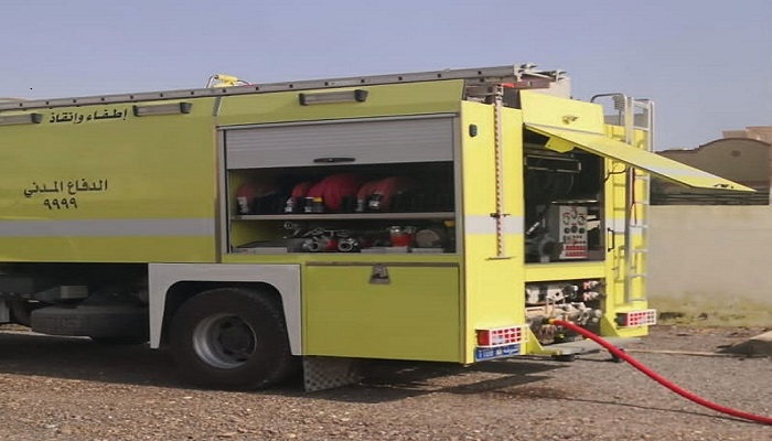 House fire extinguished in Oman