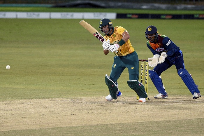 South Africa beat Sri Lanka by 28 runs in first T20I