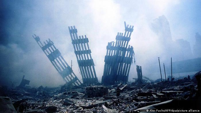 On 20th anniversary of 9/11 attacks, Biden commemorates victims, calls for unity