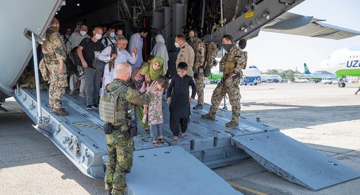 Over 250 people including US citizens evacuated from Afghanistan in past 3 days: US envoy
