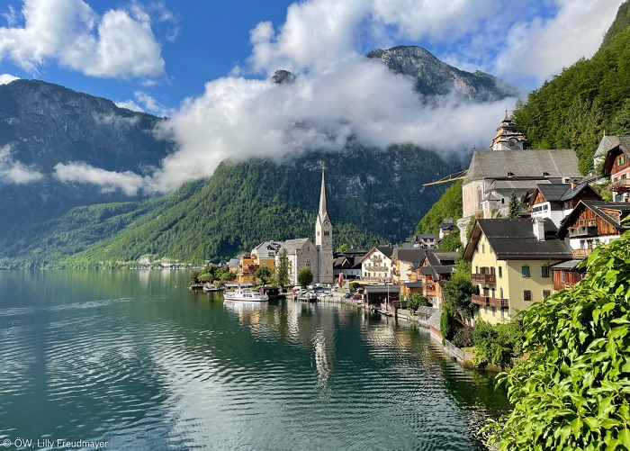 Small, compact, beautiful - Austria is Europe in a nutshell