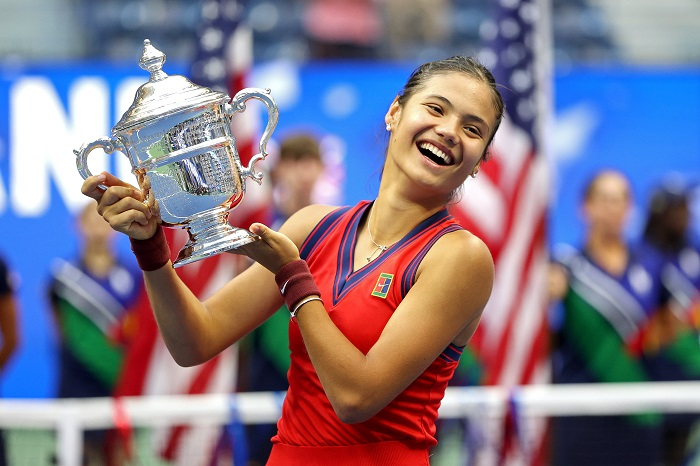 US Open: Emma Raducanu creates history, becomes first British woman to win title in 53 years