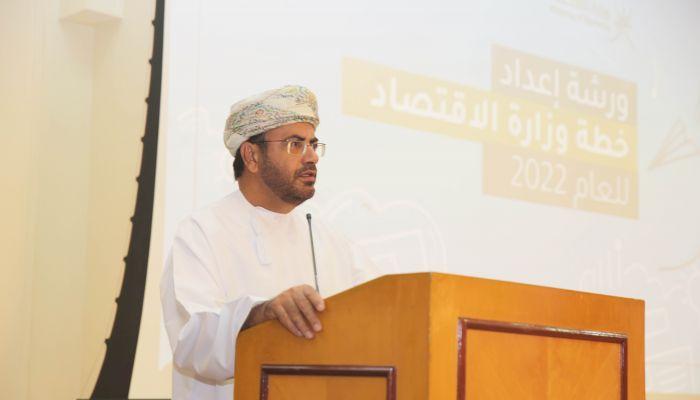 وزارة الاقتصاد تستكمل حلقات العمل لإعداد خطة عملها للعام 2022