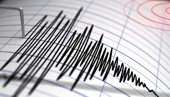 رصد زلزال في عبري