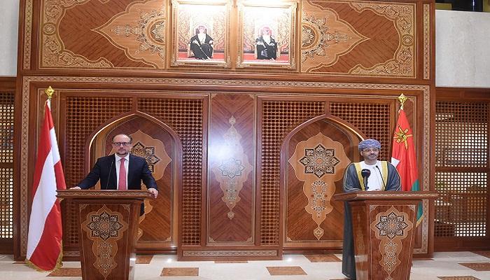 Austrian Minister praises Oman Vision 2040 during visit