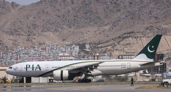 First foreign commercial flight lands in Kabul post-Taliban takeover