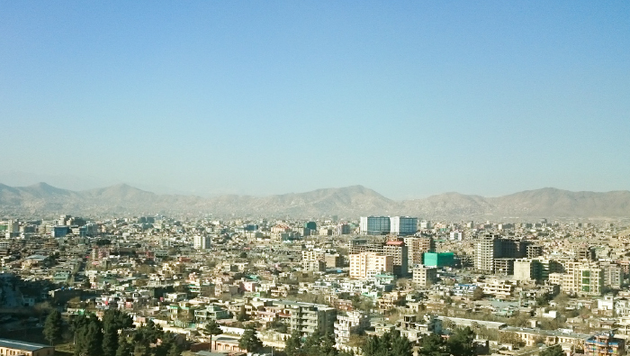 Let's rise above geo-politics and rebuild Afghanistan