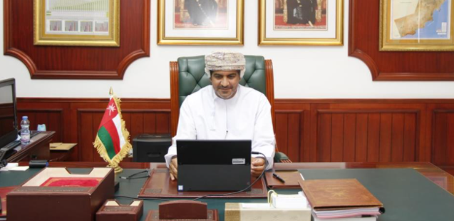 اجتماع عماني - سعودي يستعرض المشاريع المشتركة في النقل واللوجستيات