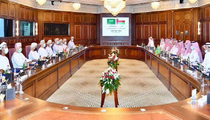Joint Supreme Security Committee inspects Empty Quarter port