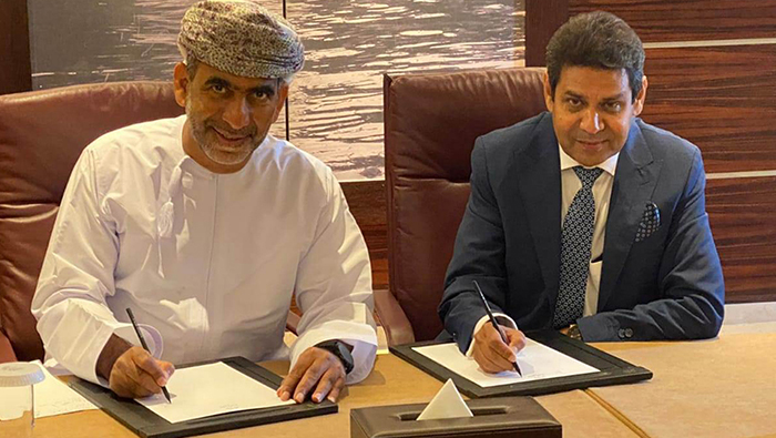 Partnership pact signed for titanium project in Sohar