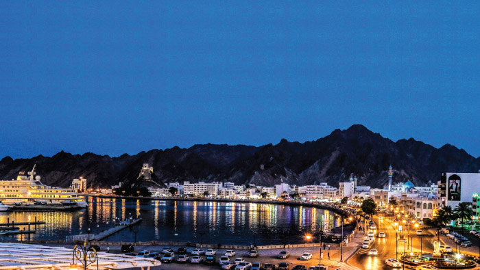 Muscat – the cheapest capital city in the GCC