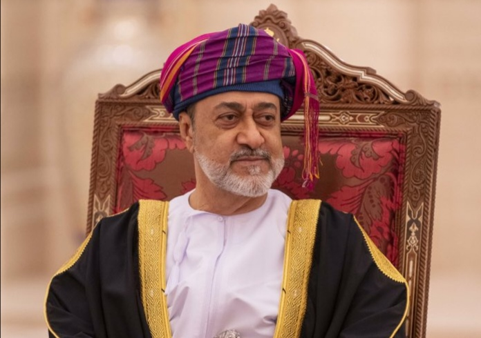 جلالة السلطان المعظم يهنئ رئيس نيكارجوا
