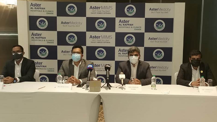 Aster Al Raffah to strengthen its presence in Muscat with addition of 200-bed tertiary care facility
