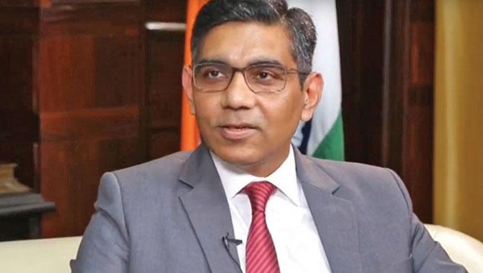 Indian Ambassador to Oman gets new posting