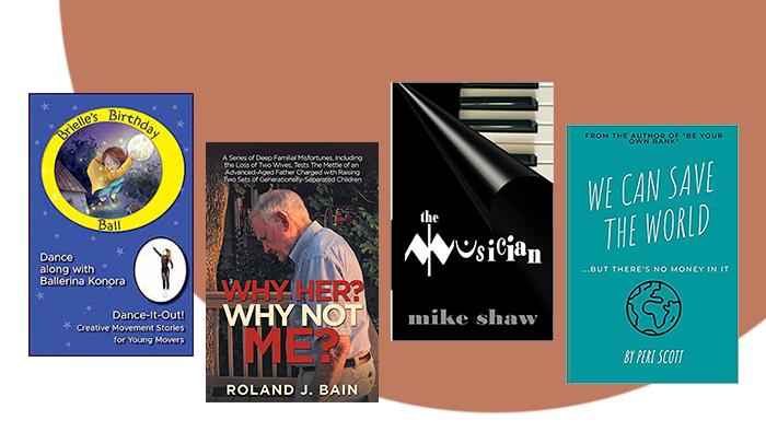 Bookbites: Character study, kids' activities,  memoir, and self-help