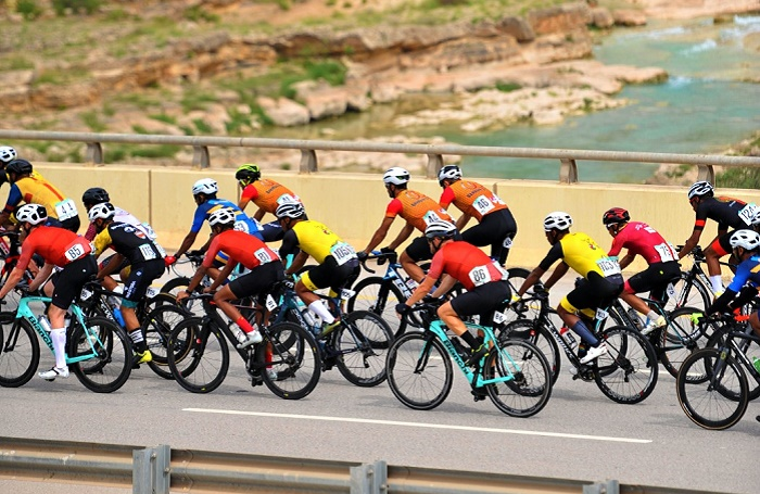 UAE rider wins first place in Salalah Cycling Tour