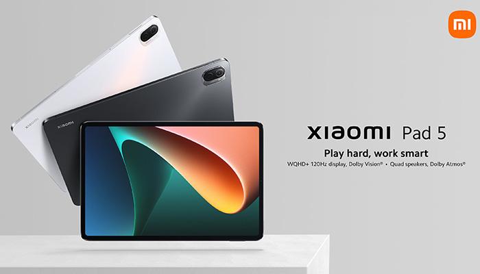 Xiaomi announces 11-inch Pad 5 tablet