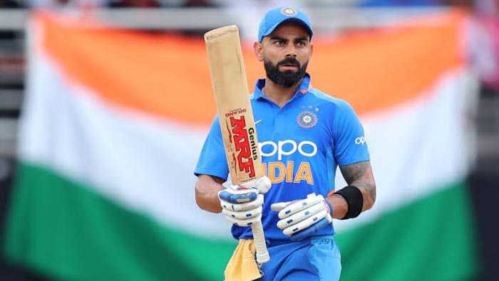 Virat Kohli to step down as India's T20I skipper after 2021 World Cup