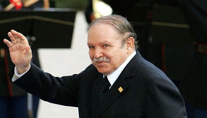 Algerian president Abdelaziz Bouteflika no more