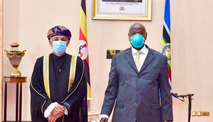 سفيرنا في أوغندا يقدم أوراق اعتماده