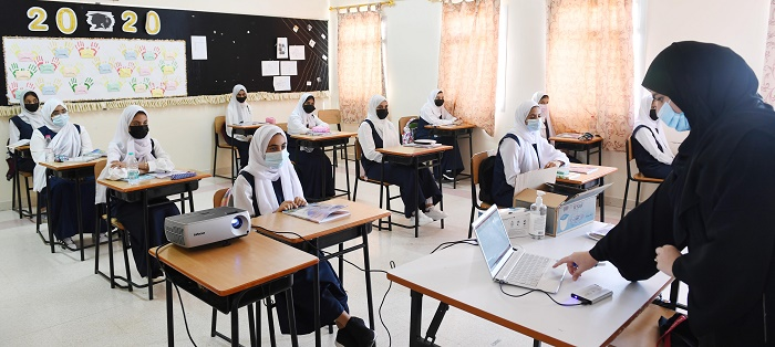 COVID-19 precautions in place for return of 700,000 students to classrooms in Oman