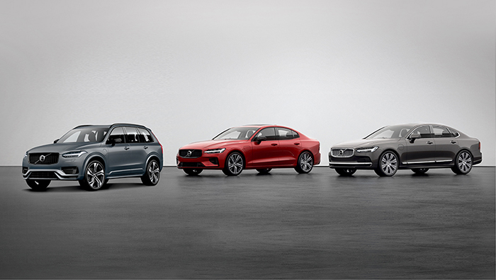 MHD rolls out bouquet of fresh benefits on Volvo S90, XC60 and XC90 models