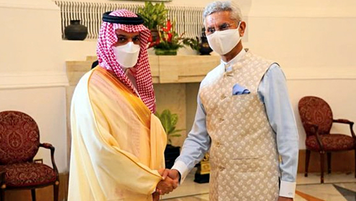 India's Jaishankar exchanges views on developments in Afghanistan with Saudi counterpart