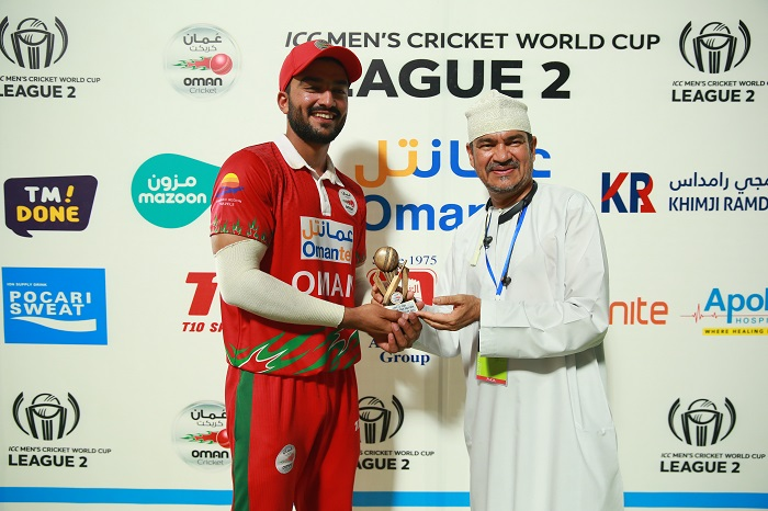 Ayaan rocks USA as Oman finish yet another tri-series on top