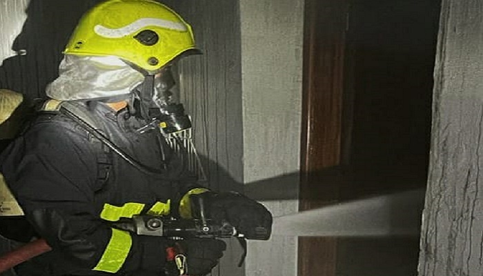 CDAA puts out house fire in Oman